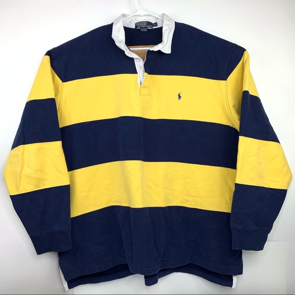 cfb9406197a Polo by Ralph Lauren Shirts | Vintage Ralph Lauren Polo Striped ...